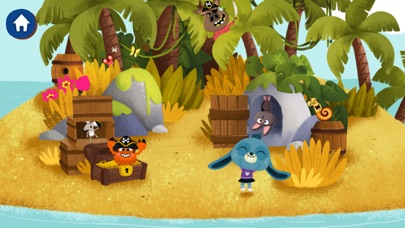 WoodieHoo ウディフー・パイレーツスクリーンショット8