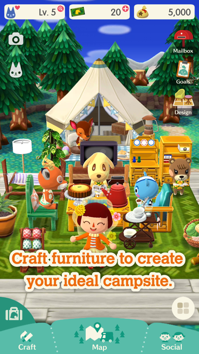 Download Animal Crossing: Pocket Camp for Android