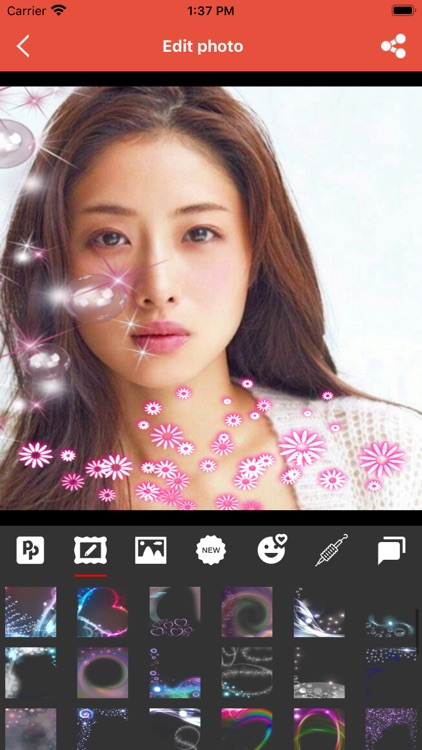Beauty Cam Plus Face Editor screenshot-3
