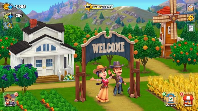 Wild West: New Frontier farm screenshot-0