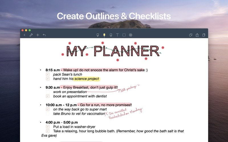 Noteshelf screenshot 5