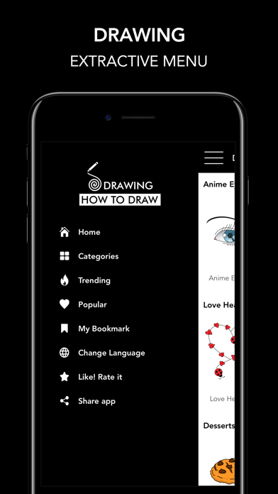How to Draw Step by Step Pro screenshot three