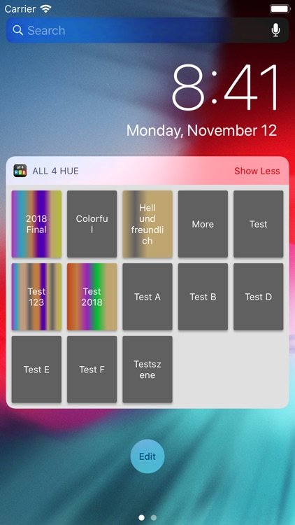 all 4 hue   (for Philips Hue) screenshot-8