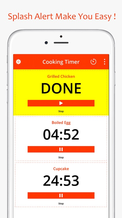 Multi Kitchen & Cooking Timer