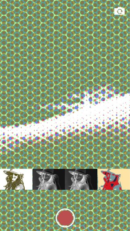 Video Effects Live glitch FX screenshot-3