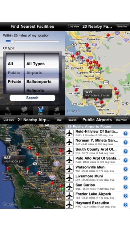 Airports 4 Pilots Pro - Global screenshot-3