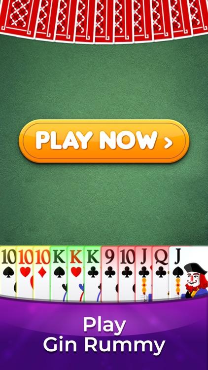 Gin Rummy * The Best Card Game screenshot-7