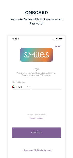 c84415a73 Smiles UAE on the App Store