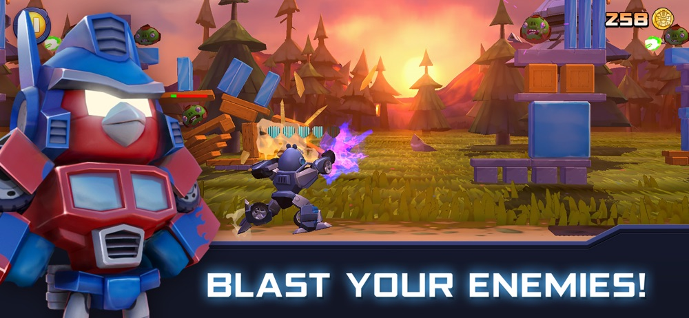 Angry Birds Transformers Cheat Codes
