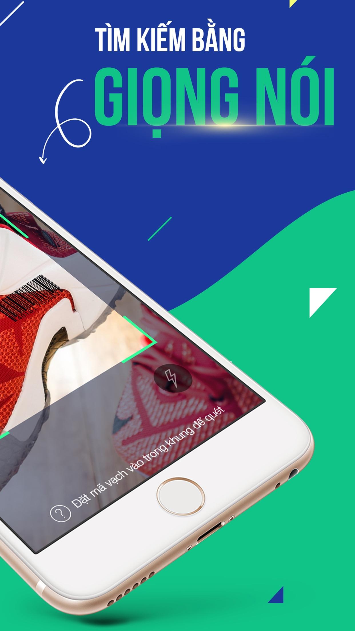 Sapo - Quản lý bán hàng Screenshot