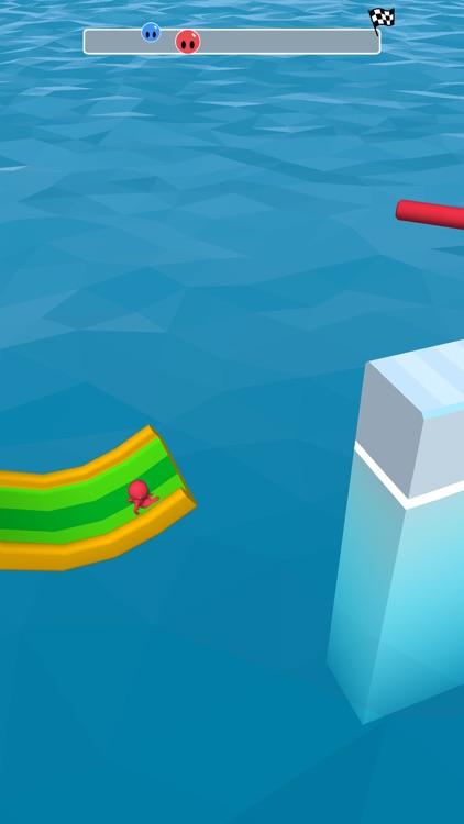 Racing Battle 3D - Fast Runner screenshot-4