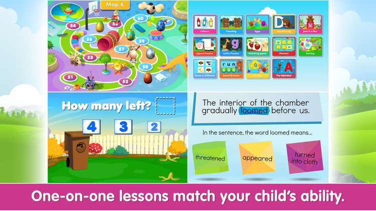 Reading Eggs - Learn to Read screenshot-3