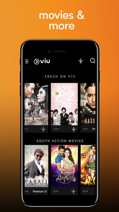 Viu -Stream TV Shows & Serials - Revenue & Download estimates