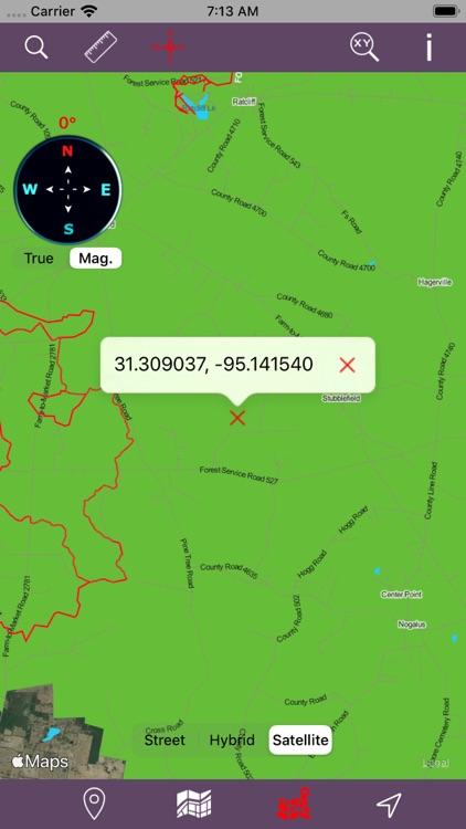 Davy Crockett National Forest. screenshot-3