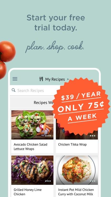 Plan to Eat - Meal Planner screenshot-8