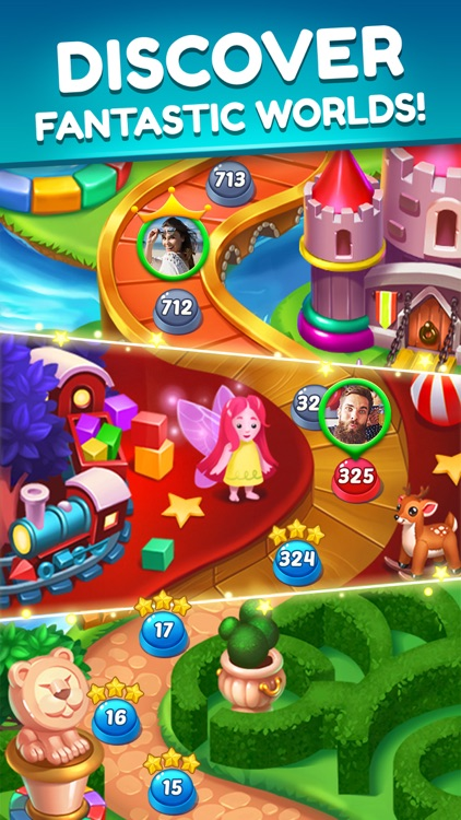 Toy Tap Fever - Puzzle Game screenshot-5