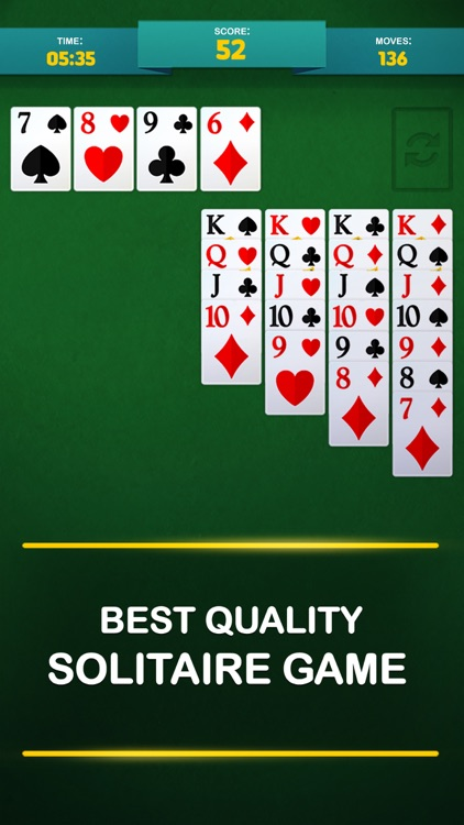 Solitaire Card Game Classic screenshot-0
