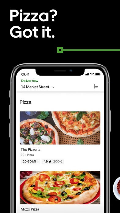 Screenshot for Uber Eats: Food Delivery in United Arab Emirates App Store