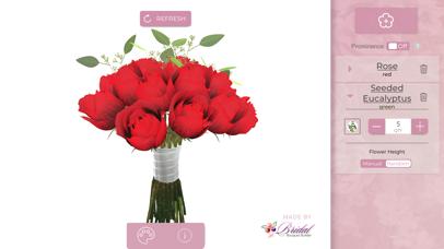 Bridal Bouquet Builder app image