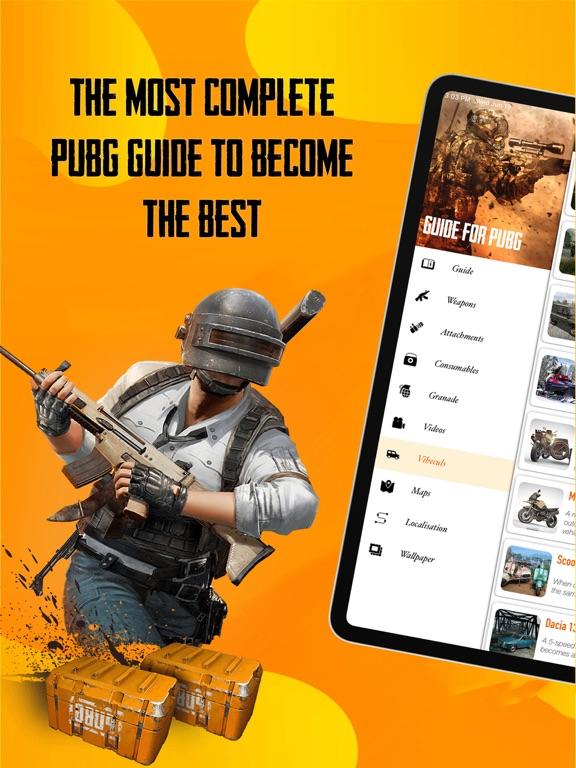 PUBG Pro Guide: MOBILE-PC-XBOX screenshot #1