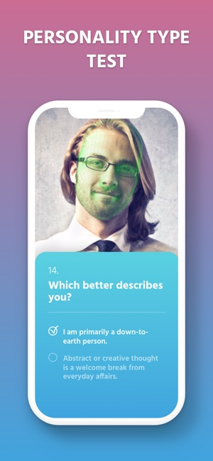 FaceMe: Myers Personality Test on the App Store