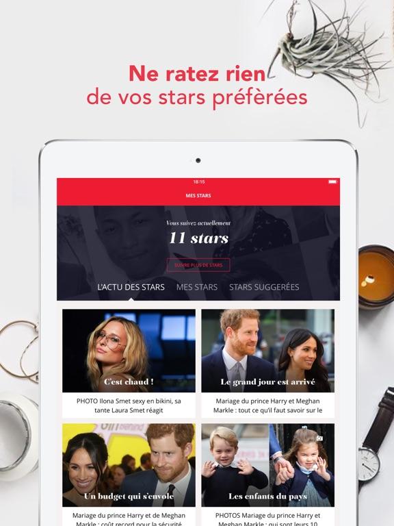 Screenshot #6 pour Voici News : Actu people