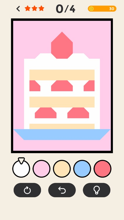 ERASE - coloring puzzle game