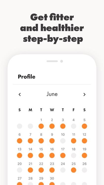 LittleFit: Smooth Fitness Plan screenshot-5