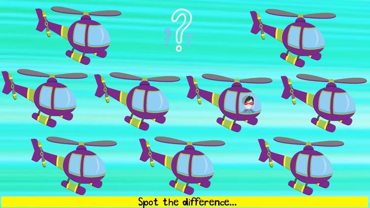Airplane Games for Flying Fun screenshot-4