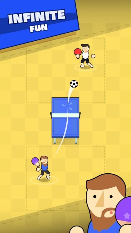 Pongfinity - Ping Pong