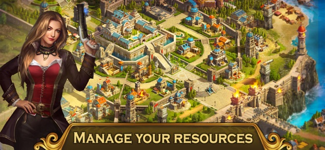 Guns of Glory: Empires Conquer on the App Store