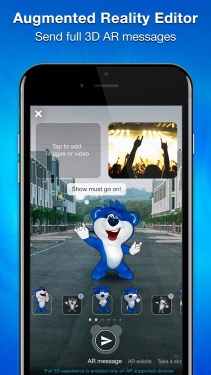 Snaappy - AR Social Network screenshot-2
