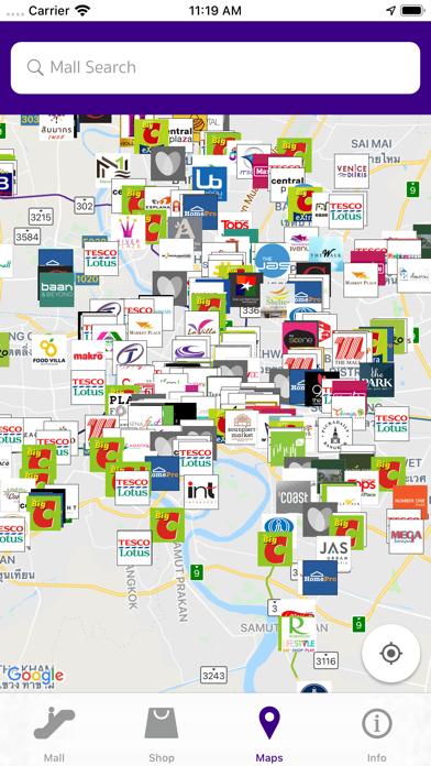 点击获取MallBee - Thailand Mall Maps