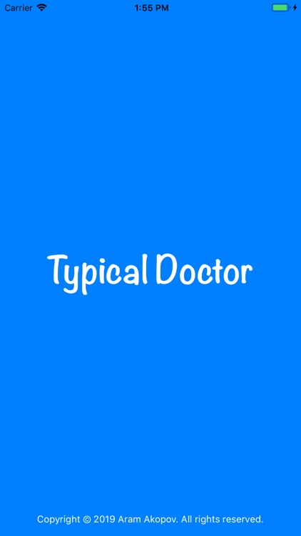 Typical Doctor