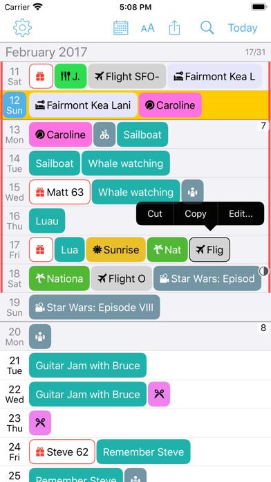 Month Calendar 2 Screenshots