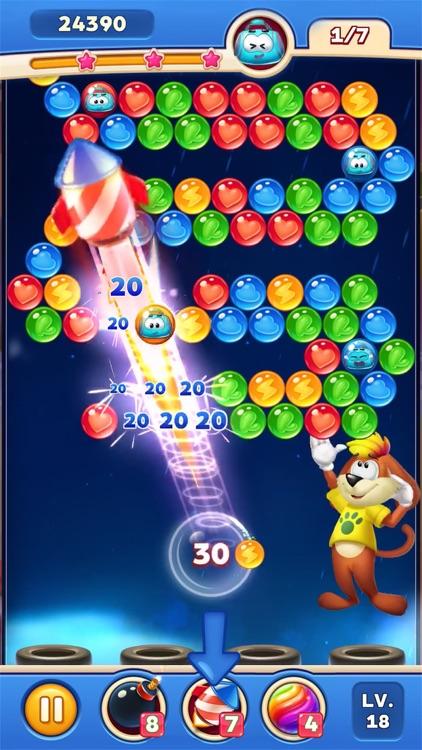 Bubble Bubble Pop! screenshot-4