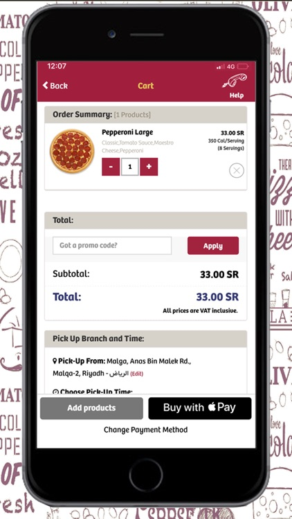 Maestro Pizza screenshot-4