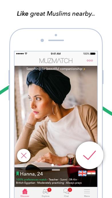 muzmatch: Arab & Muslim dating