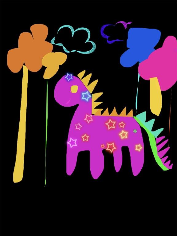 Magic Doodle: Movie Color&Draw-ipad-5
