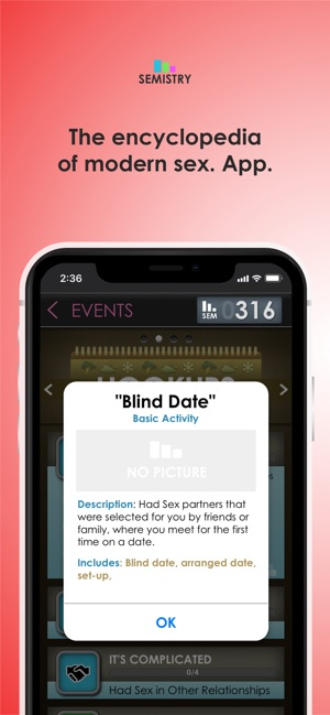 Σεξ εφαρμογή iOS