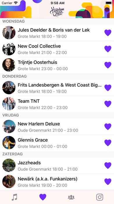 Haarlem Jazz & More screenshot three