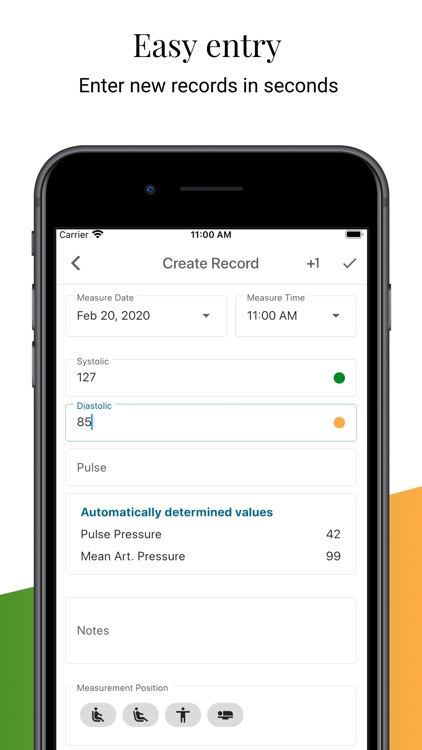 AVAX Blood Pressure screenshot-3