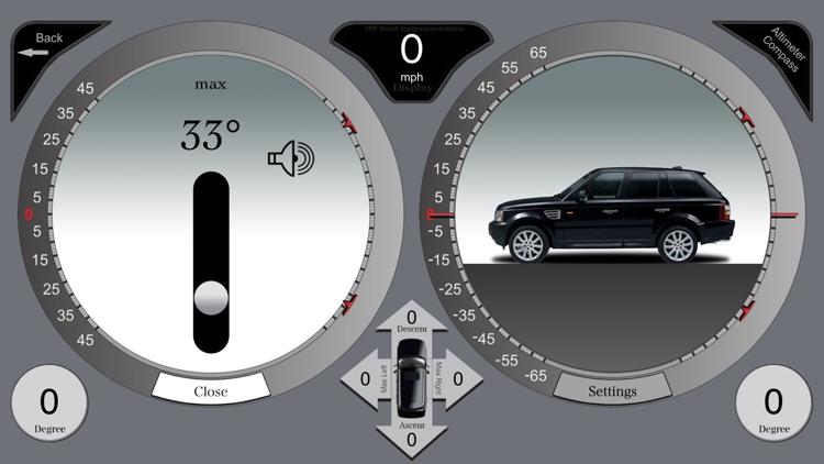 Off Road Instrumentations screenshot-4