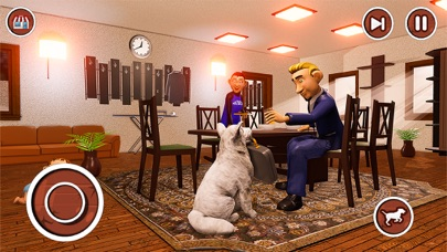 Dog Town - My Pet Simulator 3D Screenshot on iOS