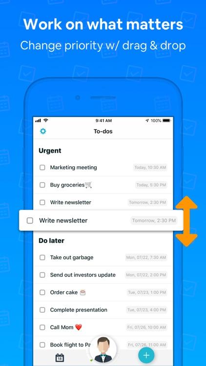 Butleroy: Calendar & To-dos screenshot-4