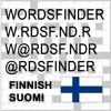 WordsFinderPro Suomi/Finnish