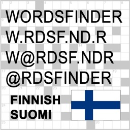 WordsFinderPro Suomi/Finnish