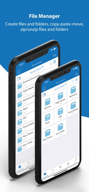 ‎File Manager PRO - Documents Screenshot