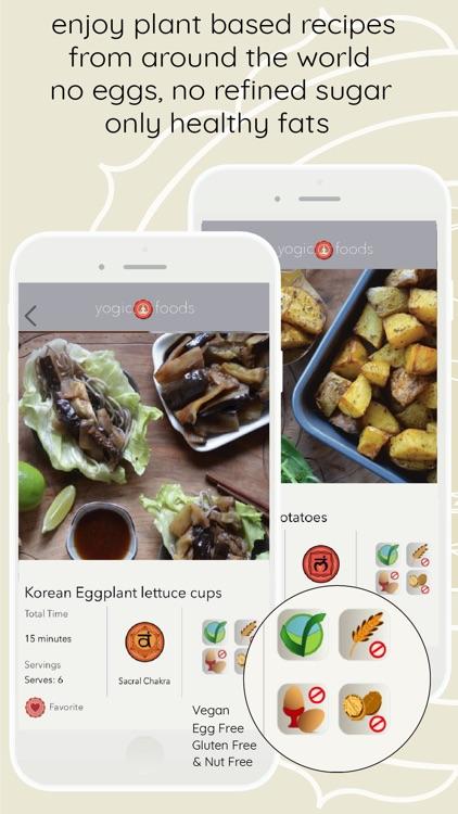 Yogicfoods -  Global recipes