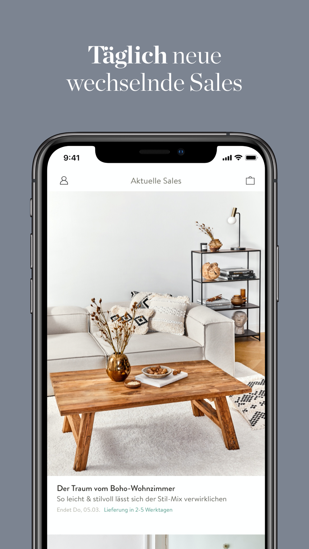 Westwing – Interior Design Free Download App for iPhone   STEPrimo.com